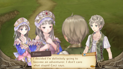 Atelier Totori ~The Adventurer of Arland~ DX Screenshot 3