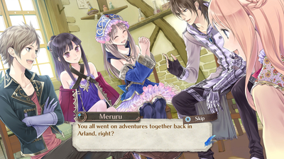 Atelier Meruru ~The Apprentice of Arland~ DX Screenshot 7