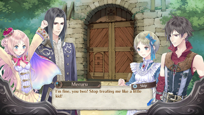 Atelier Meruru ~The Apprentice of Arland~ DX Screenshot 6