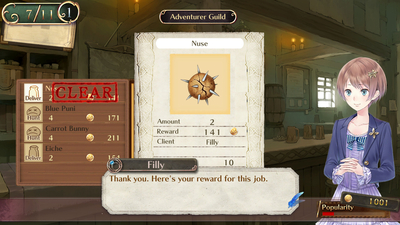 Atelier Meruru ~The Apprentice of Arland~ DX Screenshot 10
