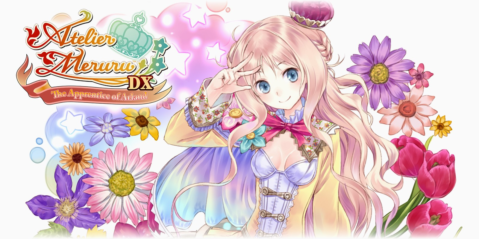 Atelier Meruru ~The Apprentice of Arland~ DX Masthead