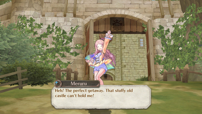 Atelier Meruru ~The Apprentice of Arland~ DX Screenshot 4