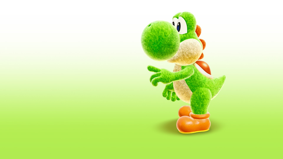 Yoshi's Crafted World Masthead