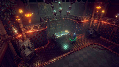 Shadows: Awakening - The Chromaton Chronicles Screenshot 4