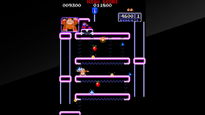 Arcade Archives Donkey Kong Jr. Screenshot 3