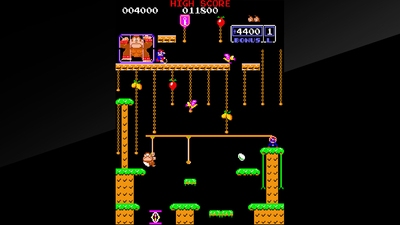 Arcade Archives Donkey Kong Jr. Screenshot 2