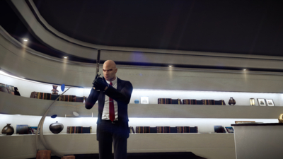 Hitman HD Enhanced Collection Screenshot 2