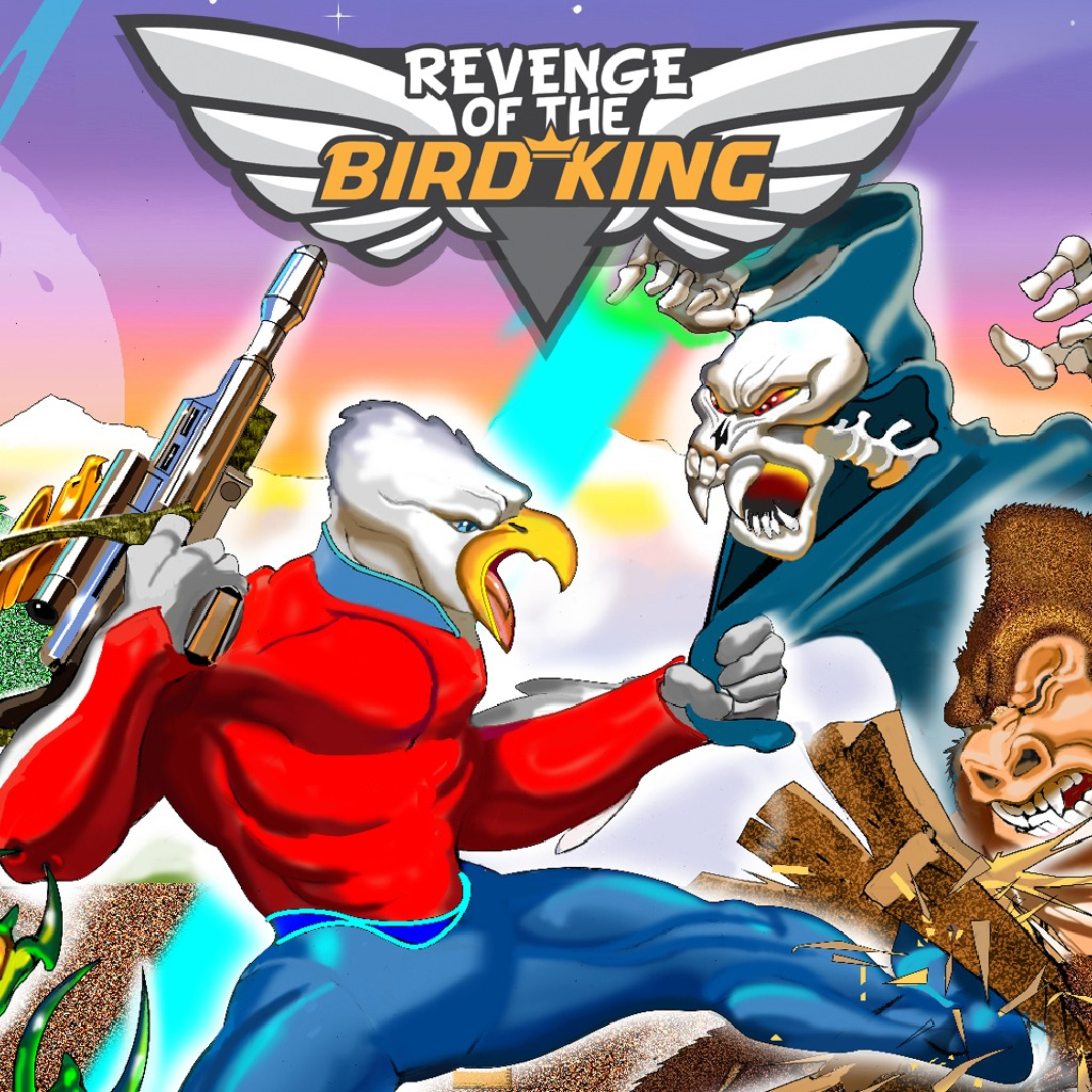 Revenge of the Bird King Masthead