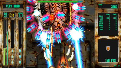 Steel Vampire Screenshot 3
