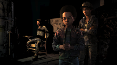 The Walking Dead: The Final Season - Episode 3 Masthead