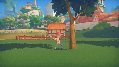 My Time at Portia Screenshot 1