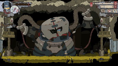 Feudal Alloy Screenshot 2