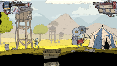 Feudal Alloy Screenshot 1