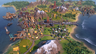 Sid Meier's Civilization VI: Gathering Storm Screenshot 3