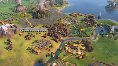 Sid Meier's Civilization VI: Gathering Storm Screenshot 4