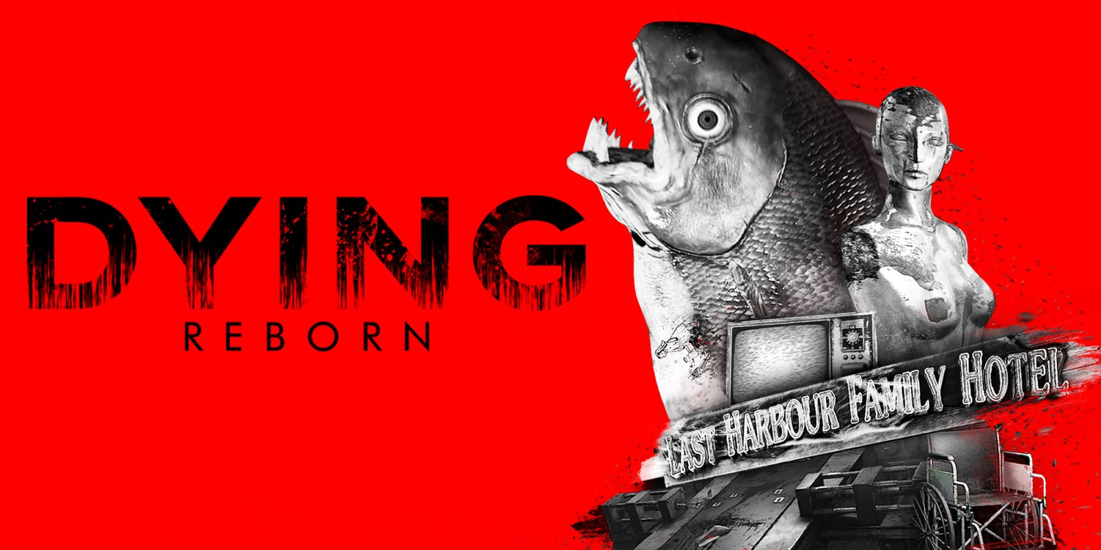 DYING: Reborn - Nintendo Switch Edition Masthead