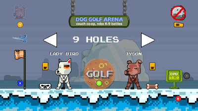 Dog Gone Golfing Screenshot 6