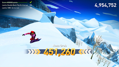 Snowboarding: The Next Phase Screenshot 3