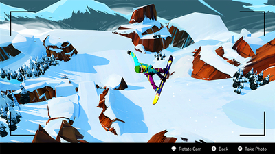 Snowboarding: The Next Phase Screenshot 5