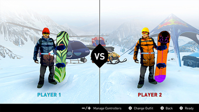 Snowboarding: The Next Phase Screenshot 4