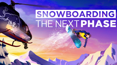 Snowboarding: The Next Phase Masthead