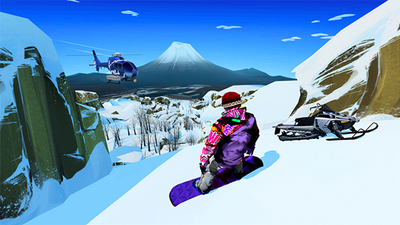 Snowboarding: The Next Phase Screenshot 2