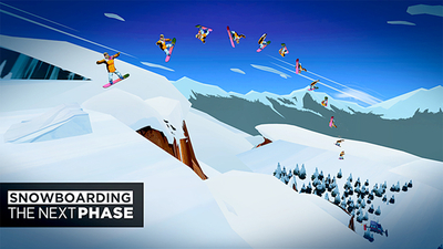 Snowboarding: The Next Phase Screenshot 6