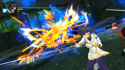 Senran Kagura Burst Re:Newal Screenshot 6