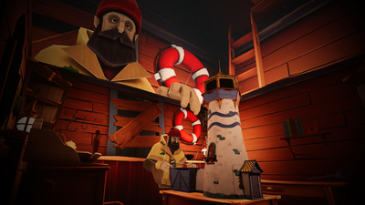 A Fisherman's Tale Screenshot 1
