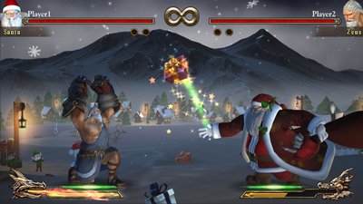 Fight of Gods Screenshot 4