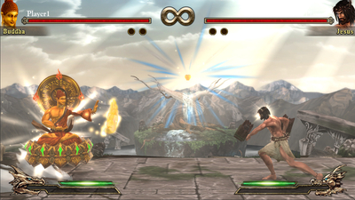 Fight of Gods Screenshot 3
