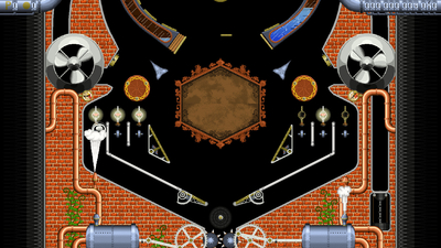 Super Steampunk Pinball 2D Screenshot 3