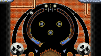 Super Steampunk Pinball 2D Screenshot 4