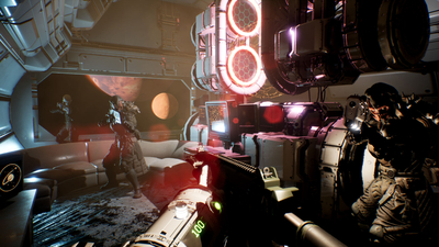Genesis Alpha One Screenshot 3