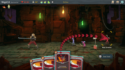 Slay The Spire Screenshot 3