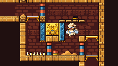 Duke Dashington Remastered Screenshot 2