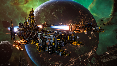Battlefleet Gothic: Armada 2 Screenshot 8