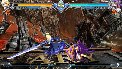 BlazBlue: Central Fiction Special Edition  Screenshot 1