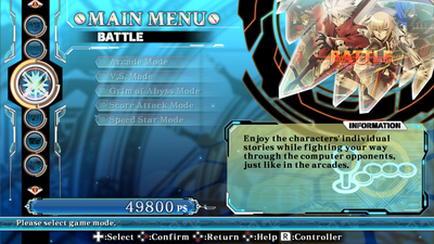 BlazBlue: Central Fiction Special Edition  Screenshot 4