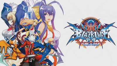 BlazBlue: Central Fiction Special Edition  Masthead