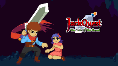 JackQuest: The Tale of The Sword Masthead