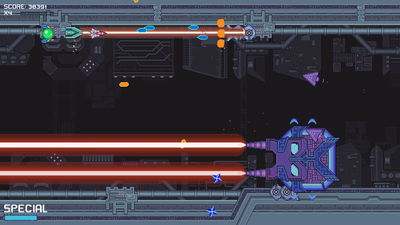 Lazy Galaxy: Rebel Story Screenshot 1