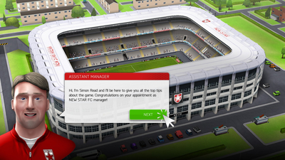 New Star Manager Screenshot 1