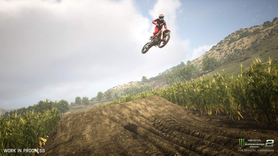 Monster Energy Supercross 2 Screenshot 3