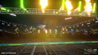 Monster Energy Supercross 2 Screenshot 4