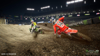 Monster Energy Supercross 2 Screenshot 2