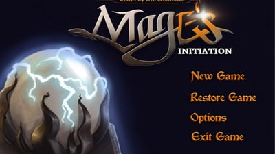 Mage's Initiation: Reign of the Elements Screenshot 6