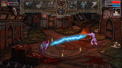 Mage's Initiation: Reign of the Elements Screenshot 4
