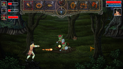 Mage's Initiation: Reign of the Elements Screenshot 5