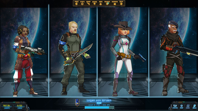 Star Traders: Frontiers Screenshot 4